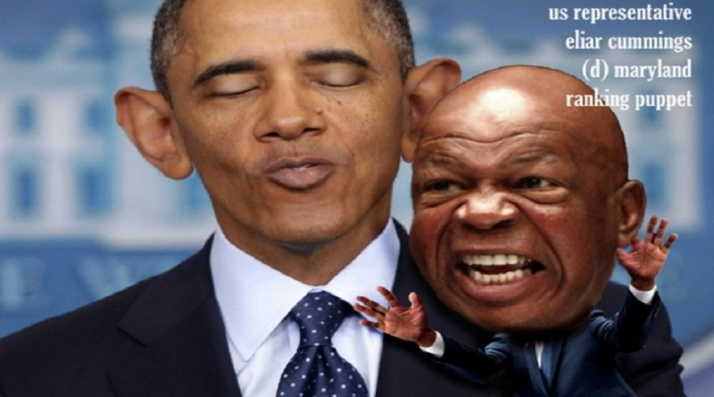 Cummings is obama-puppet