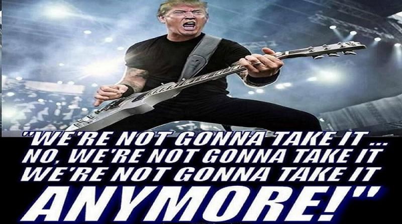 Donald Trump Guitar