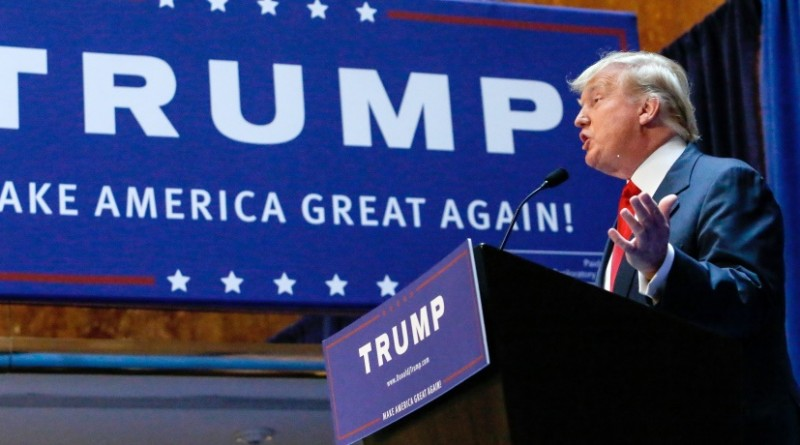 Trump claims he will make Hillary Clinton answer for her alleged crimes and abuse of power.