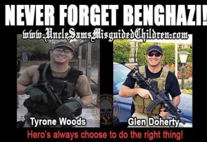 Working as CIA contractors in Libya, two former special forces members gave their lives to try to save others from Islamic terrorists.