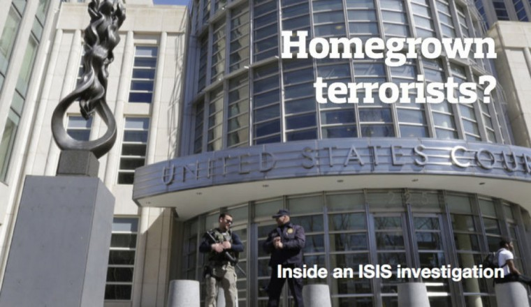 ISIS Investigation in New Jersey