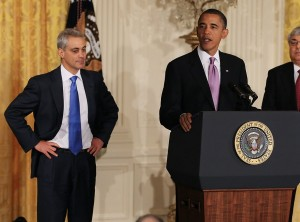 Barack Obama and Rahm Emanuel: Chicago's gift to America?
