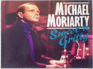 Cover of Michael Moriarty's jazz recording.