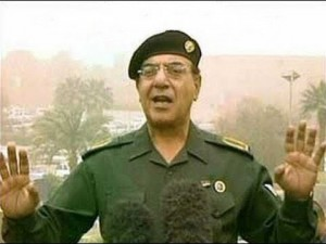 "There is a growing number of Americans calling State Department spokesman ""America's Baghdad Bob"" due to his statements devoid of reality."