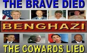 Benghazi victims and culprits