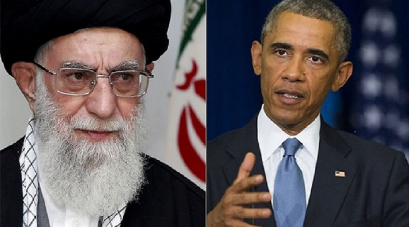 Obama and Iran's Supreme Leader (Ayatollah) are up to their necks in dishonesty over nuclear weapons and terrorism, say critics.