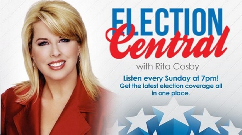 Rita Cosby Election Central