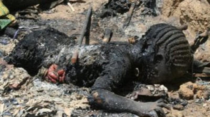 Boko Haram child