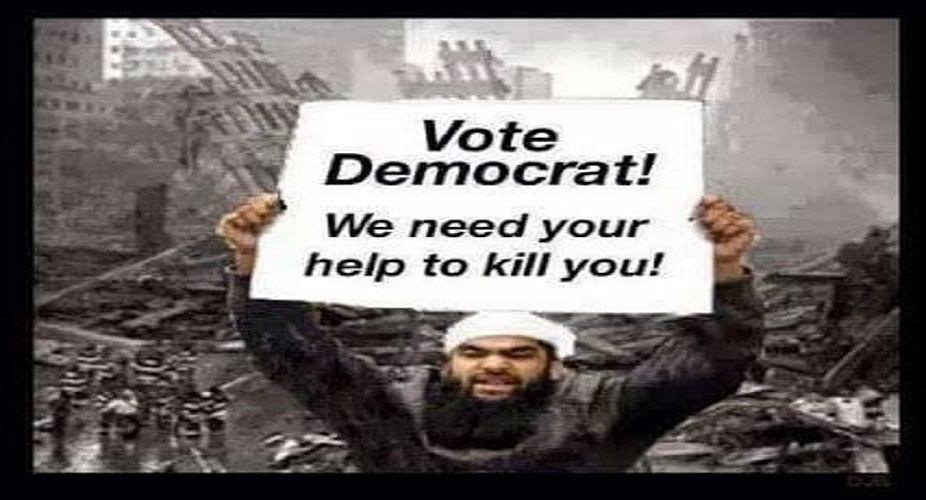 Image result for Did Democrats Aid and Abet Terrorists