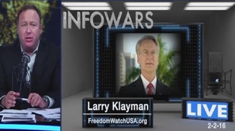 Larry Klayman