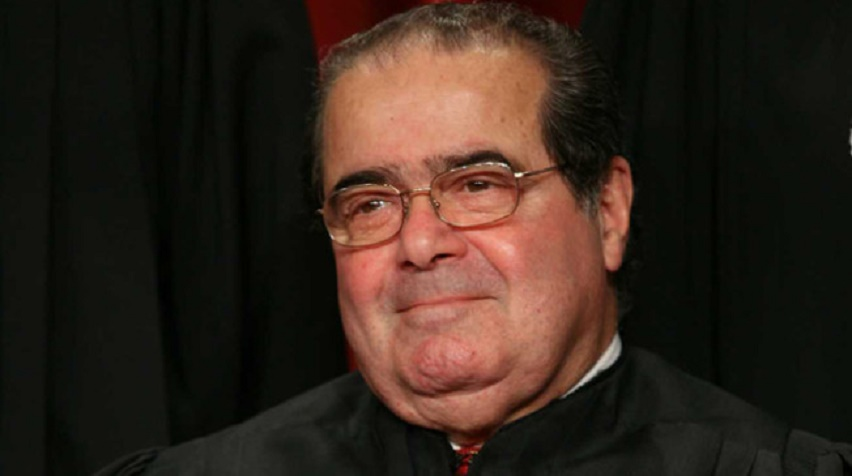 "Associate Justice Scalia was a strict Constitutionalist who believed in original intent and abhorred ""legislating from the bench."""