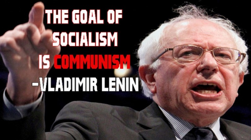 sanders-communist