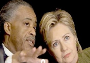 Hillary Clinton has been using hatred for cops to score points with so-called civil-rights leaders and their followers.