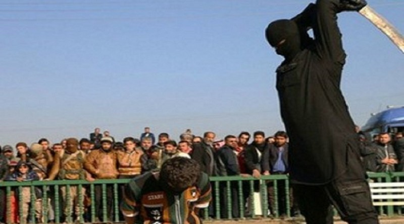 ISIS Executes Children