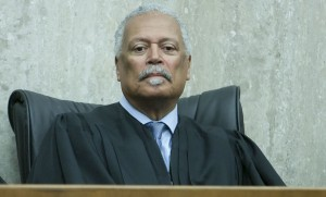 Judge Sullivan was appointed by Mrs. Clinton's husband in 1999.