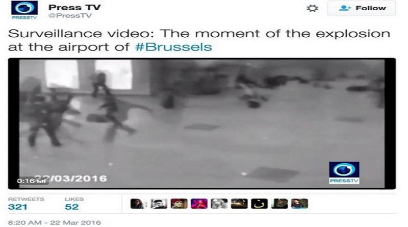 Belgium chaos follows multiple terrorist attacks.