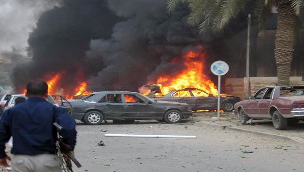 The Islamic State of Iraq and Syria are now back to their almost daily terrorist bombings and attacks  on civilians in Iraqi cities such as Sadr City.