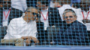 In the midst of a terrorist attack that impacted American citizens abroad, including those wounded by jihadists, the U.S. Commander in Chief sits with an evil despot and watches a baseball game.