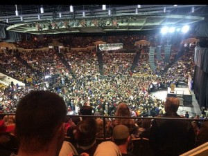 Many news outlets attempt block Americans from seeing the enormous crowds Trump attracts, while trying to make Hillary Clinton's poorly attended events look like big successes.