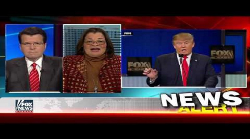 Alveda King is the niece of civil-rights icon Dr. Martin Luther King. Jr.