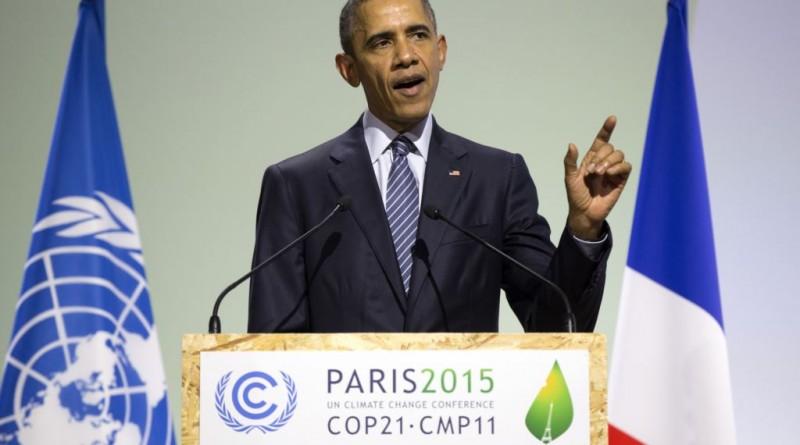 Climate Change Obama