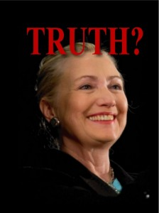 Don't expect Hillary Clinton and the progressives to ever admit Hillary was an incompetent hack who is unqualified to serve as president.