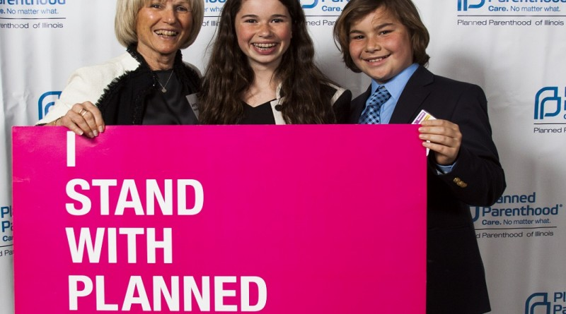 Planned Parenthood Gala