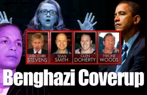 There appears to be no shame for their deceptions and dishonesty after four brave Americans died for their country.