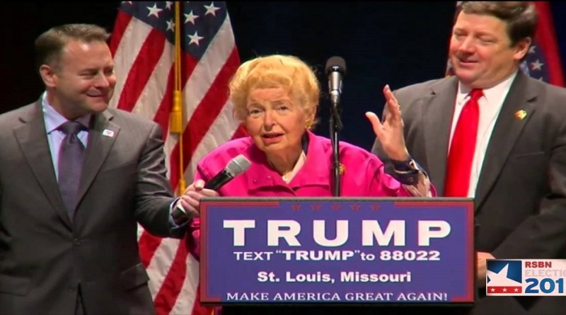 phyllis Schlafly Great