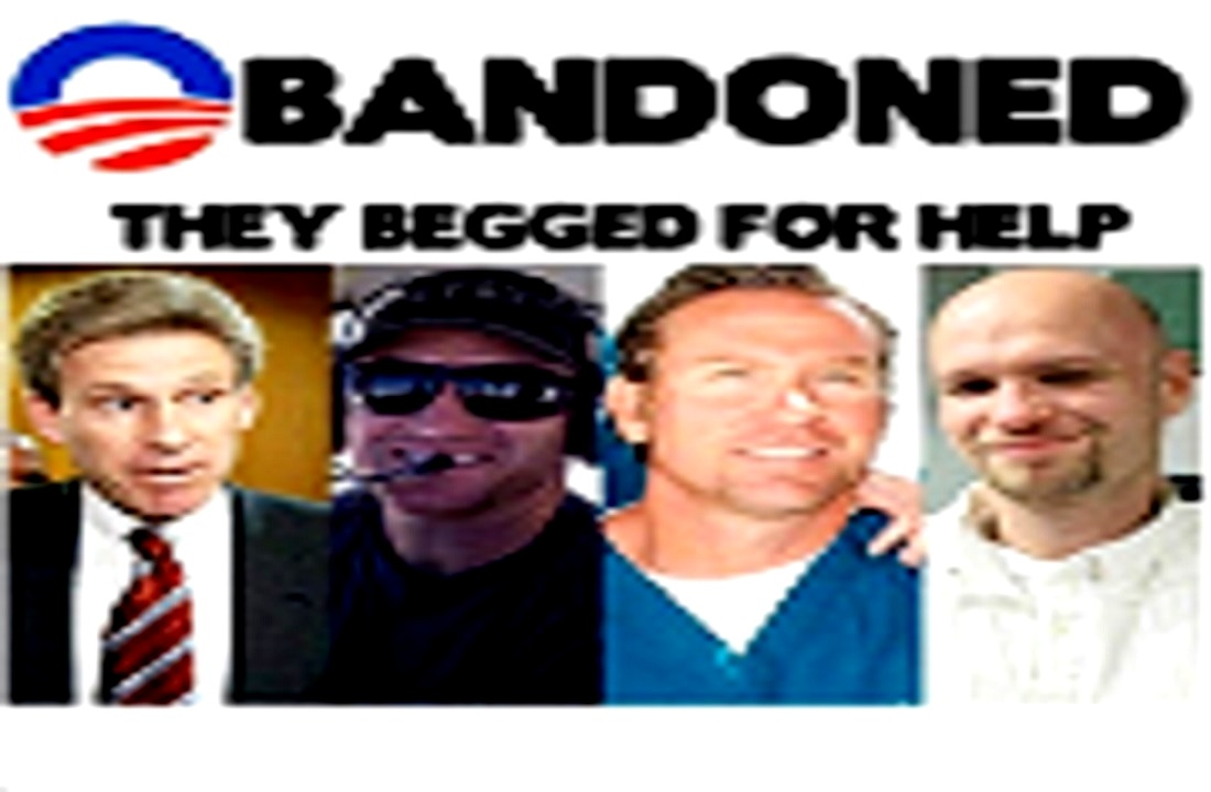 Benghazi betrayal