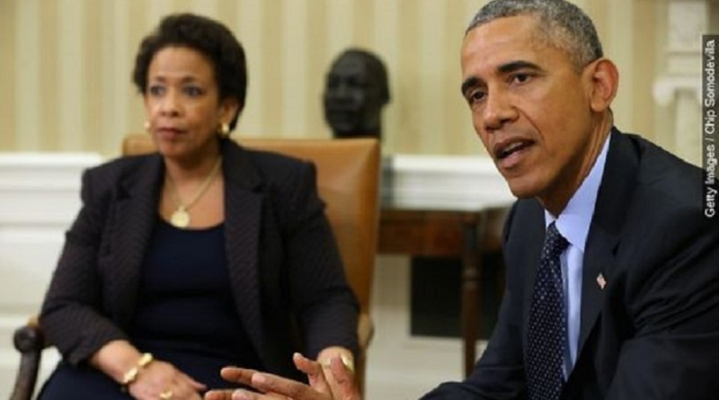 Did President Obama know about the planned meeting between Bill Clinton and Attorney General Loretta Lynch?