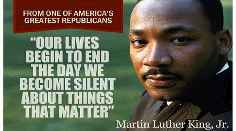 MLK GOP