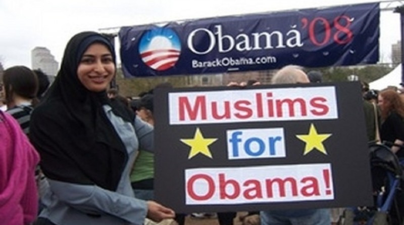 Could scenes like this be the reason for Obama's obvious defense of radical Muslim terrorists?