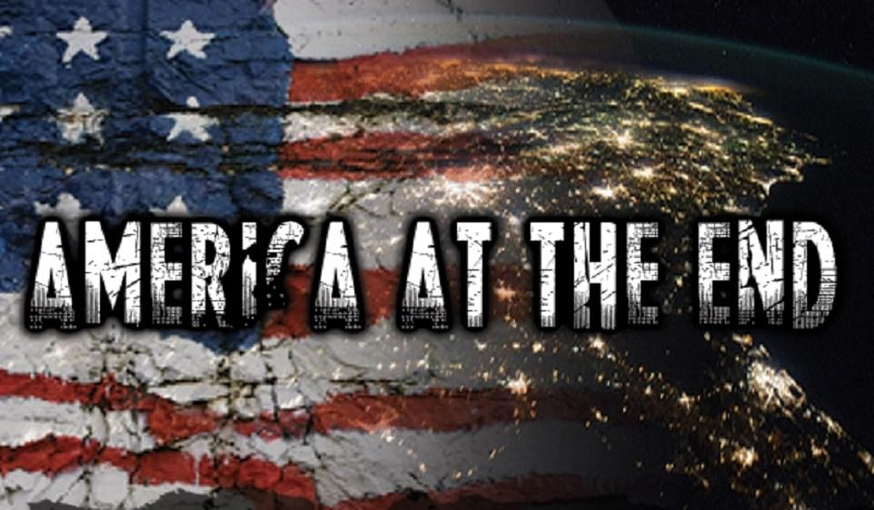 America dies