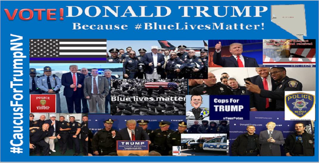 Cops for Trump