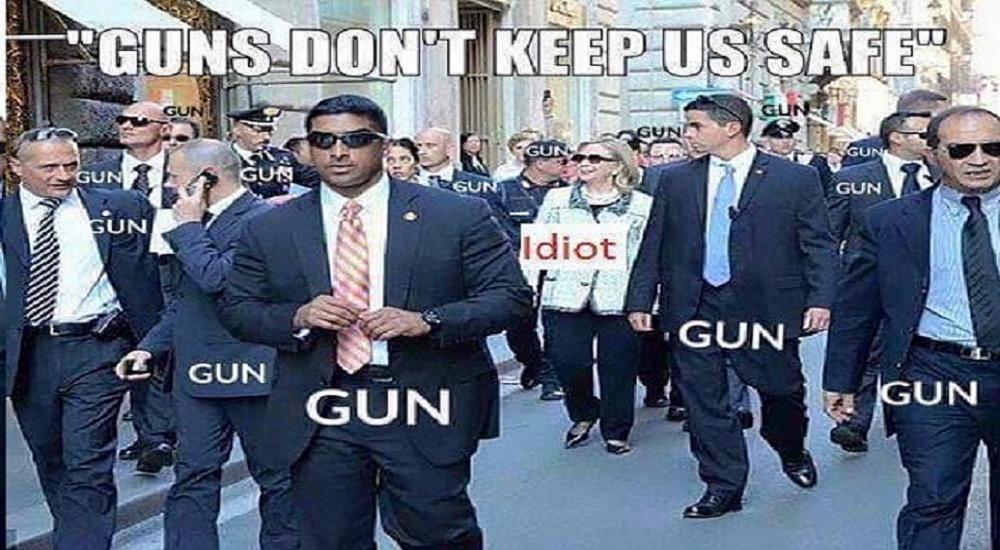 Hillary Gunslingers