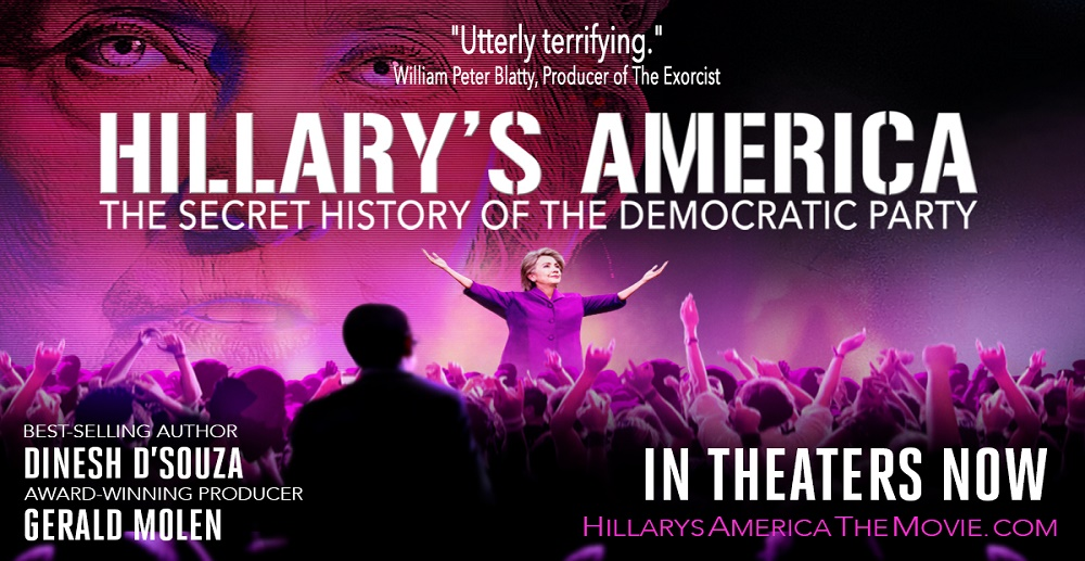 Hillary documentary highlighted-in-theaters
