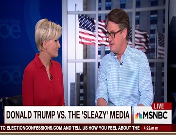 The news media has always leaned to the left, but during this election they have given up their facade of being fair and unbiased.