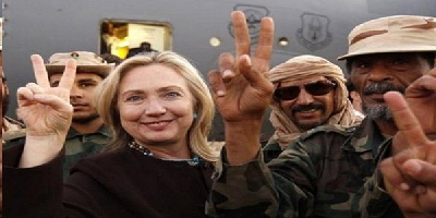 Hillary has always had a warm spot in her heart for Muslims such as the Palestinian Liberation Organization (PLO) and the Muslim Brotherhood, which she called a moderate group.