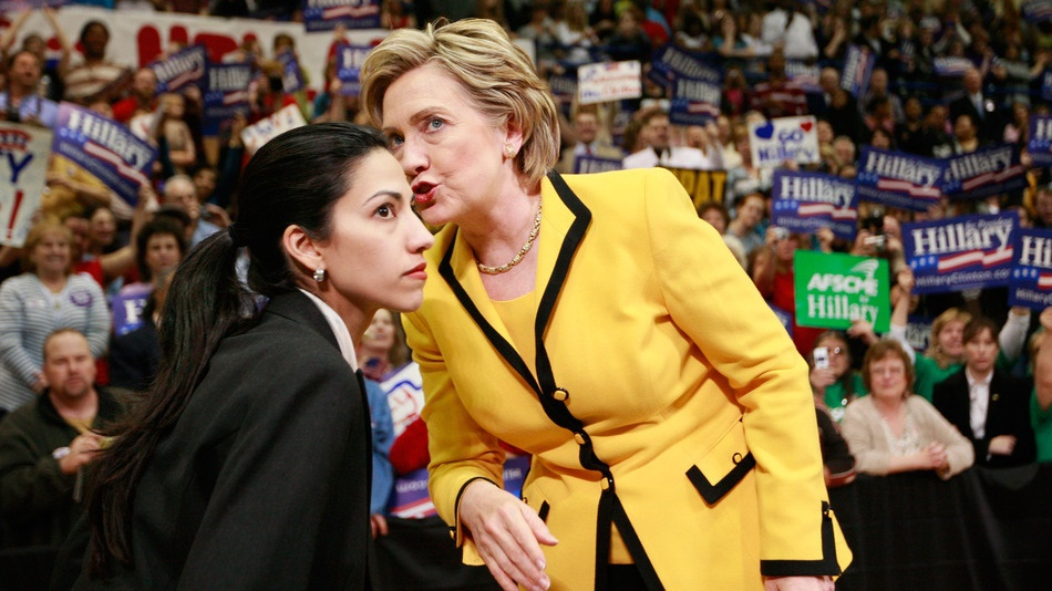 Huma Abedin has more access to our government secrets than most Americans born and raised as citizens of the United States.