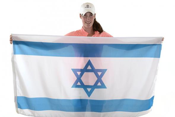 Israel tennis player