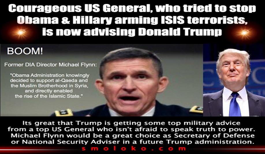 Gen Michael Flynn