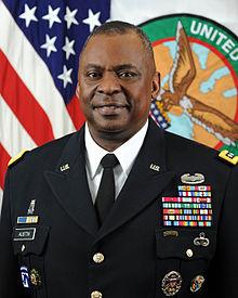 Gen. Lloyd Austin, US Army Ret.
