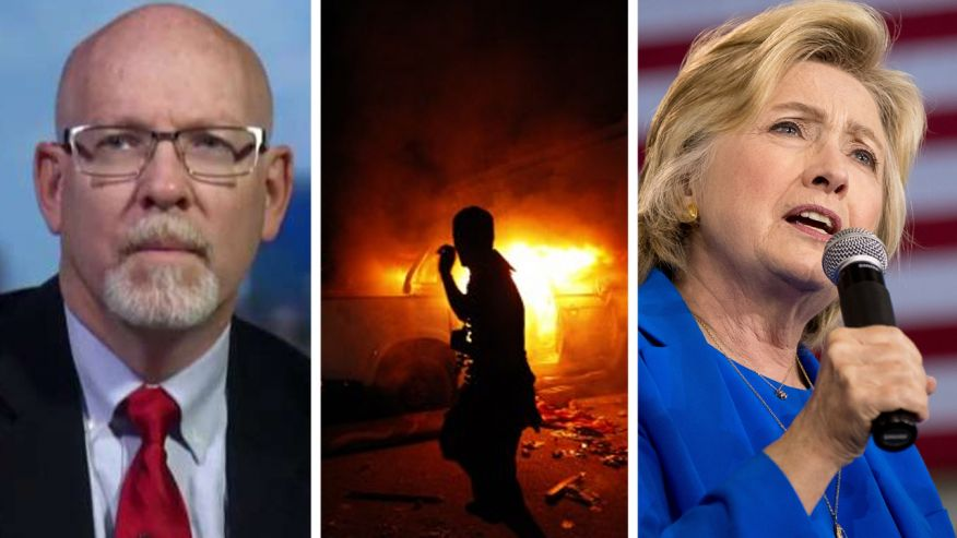 Hillary Clinton and Benghazi whistleblower Greg Hicks.