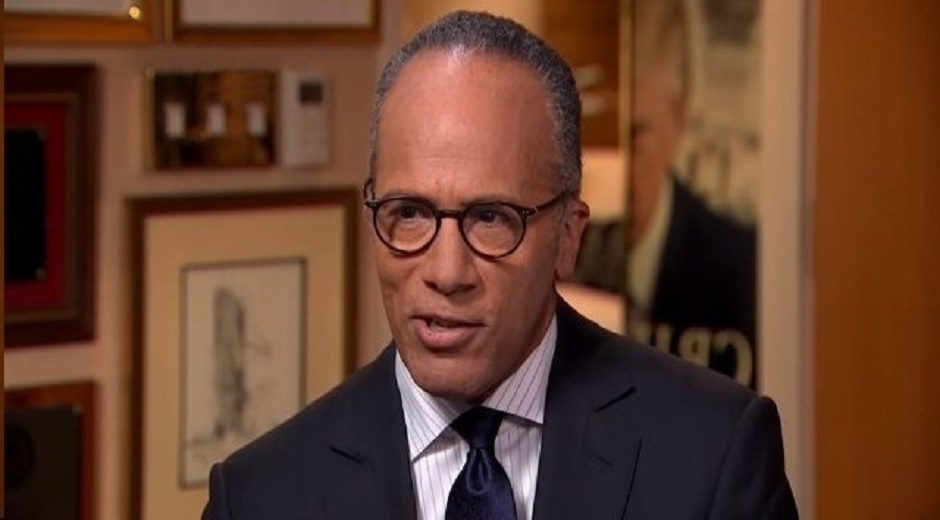 Lester Holt's Plan to Rig Presidential Debate for Hillary ...