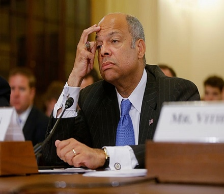 Like his boss, Secretary Johnson appears more concerned with the well-being of illegal aliens and suspected Islamists than that of American citizens.