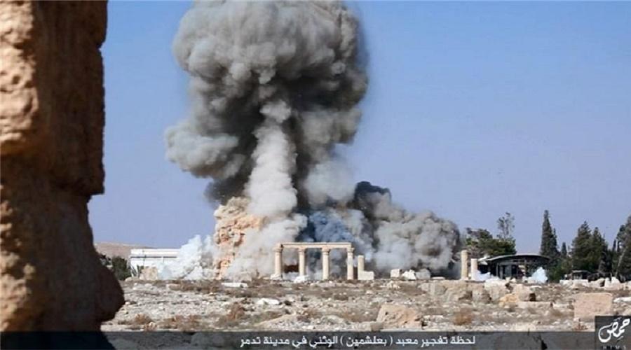 Air strike in Iraq