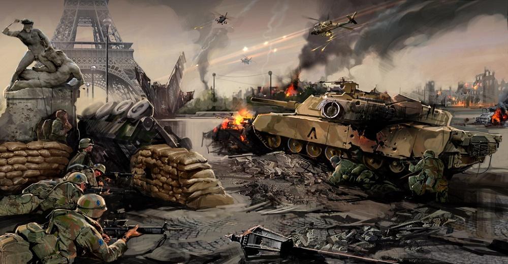 Armageddon 2
