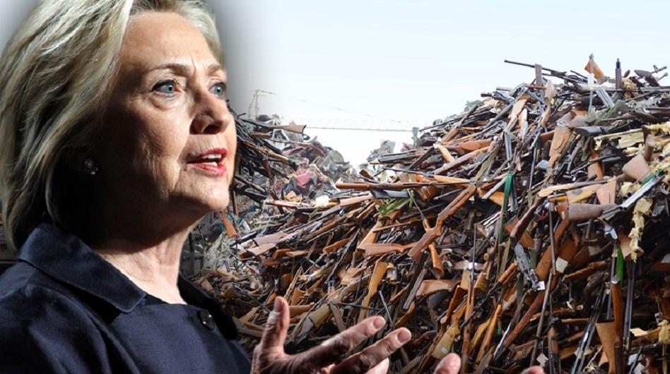 Hillary gun mountain