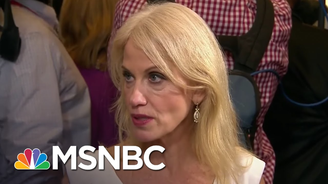 Donald Trump's campaign manager went into the heart of the left-wing beast when she appeared on the Chris Matthews Show.